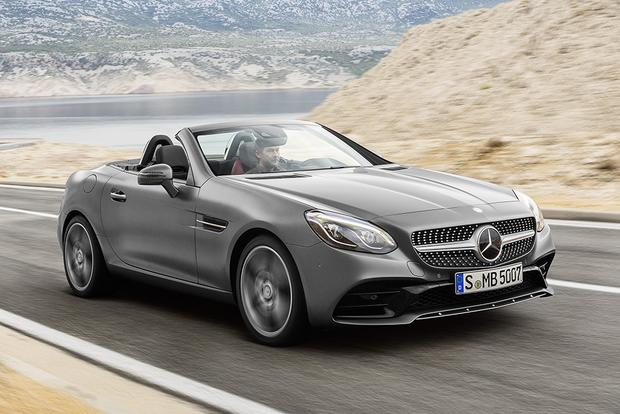 2018 Mercedes-Benz SLC-Class: New Car Review featured image large thumb1