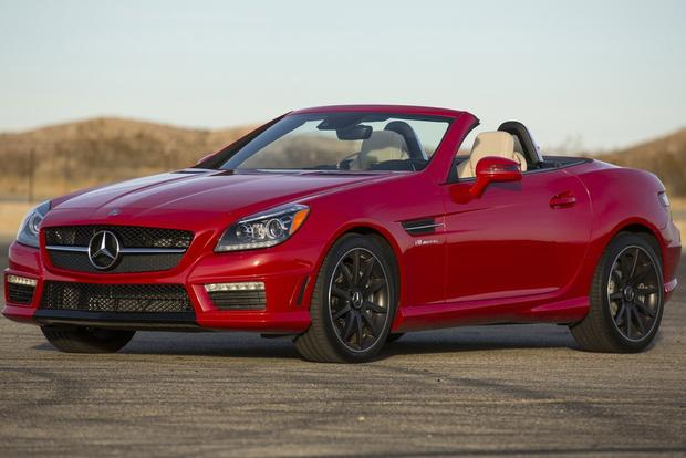 2013 Mercedes-Benz SLK-Class: New Car Review featured image large thumb0