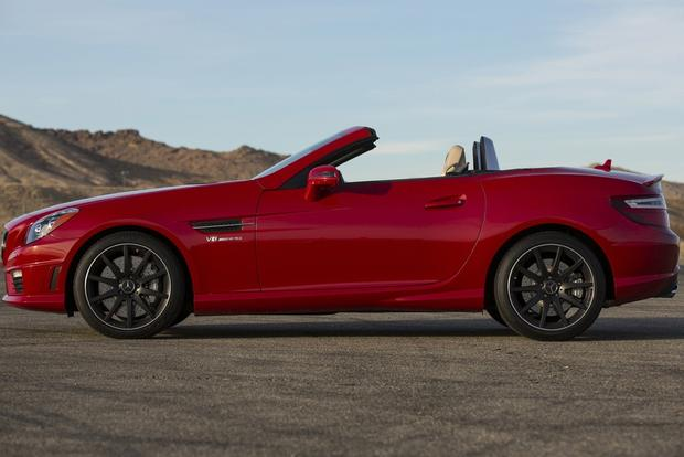 2013 Mercedes-Benz SLK-Class: New Car Review featured image large thumb1