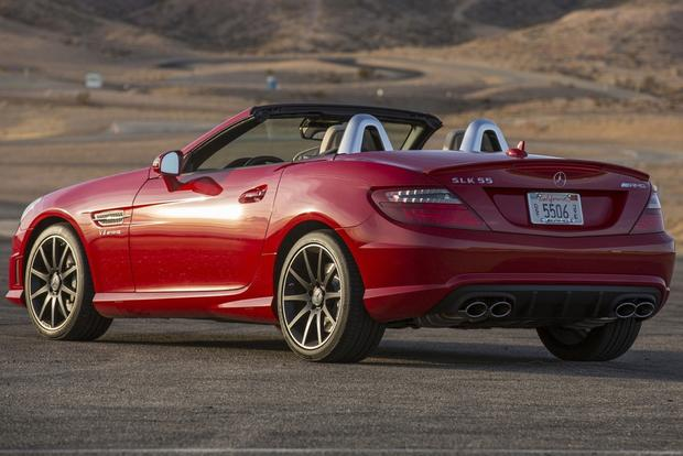 2013 Mercedes-Benz SLK-Class: New Car Review featured image large thumb2