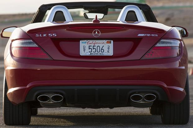 2013 Mercedes-Benz SLK-Class: New Car Review featured image large thumb3
