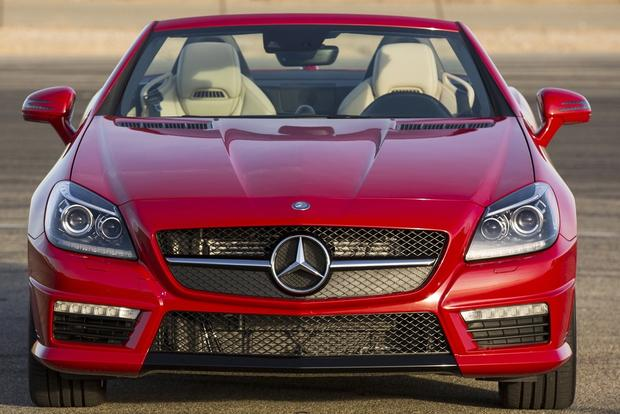 2013 Mercedes-Benz SLK-Class: New Car Review featured image large thumb4