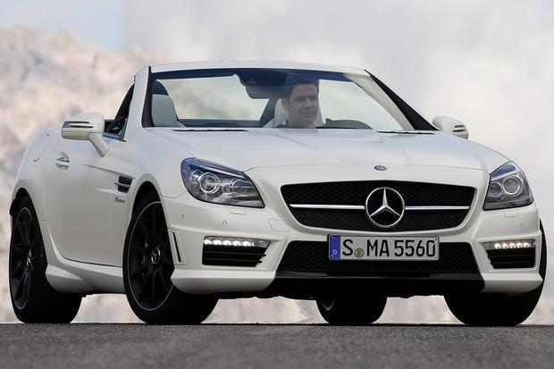 2014 Mercedes-Benz SLK-Class: New Car Review