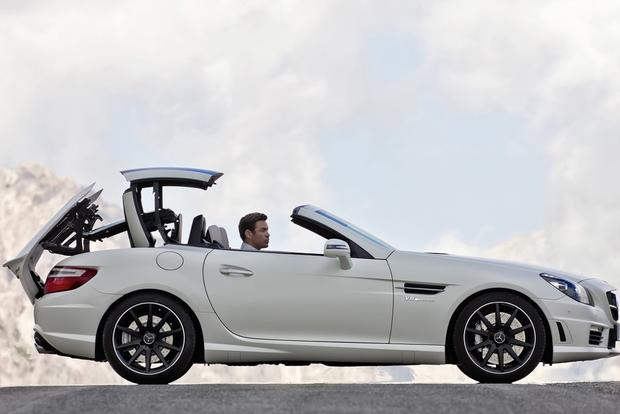 2014 Mercedes-Benz SLK-Class: New Car Review featured image large thumb1