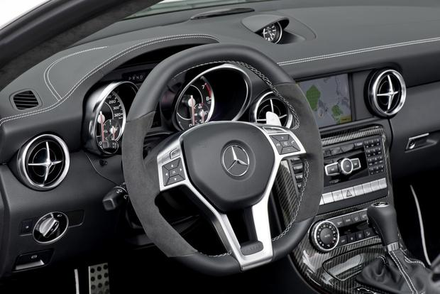 2014 Mercedes-Benz SLK-Class: New Car Review featured image large thumb2