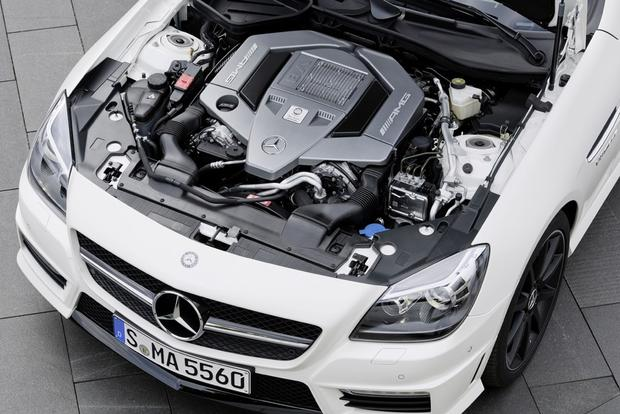 2014 Mercedes-Benz SLK-Class: New Car Review featured image large thumb4