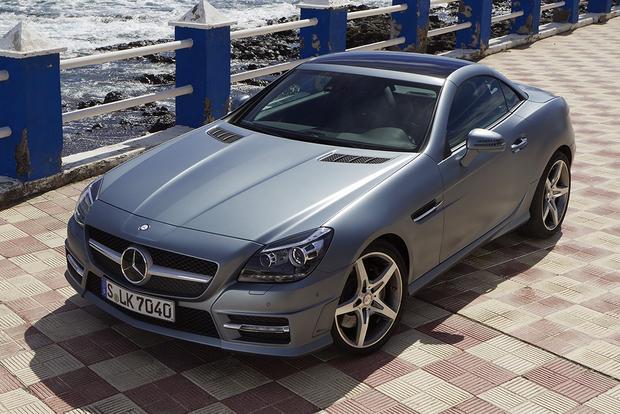 2015 Mercedes-Benz SLK-Class: New Car Review - Autotrader