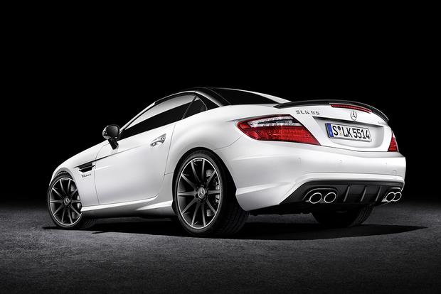 2015 Mercedes-Benz SLK-Class: New Car Review featured image large thumb4
