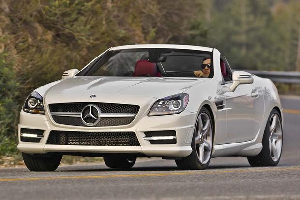 2016 mercedes benz slk class new car review autotrader for 2016 mercedes benz slk class msrp