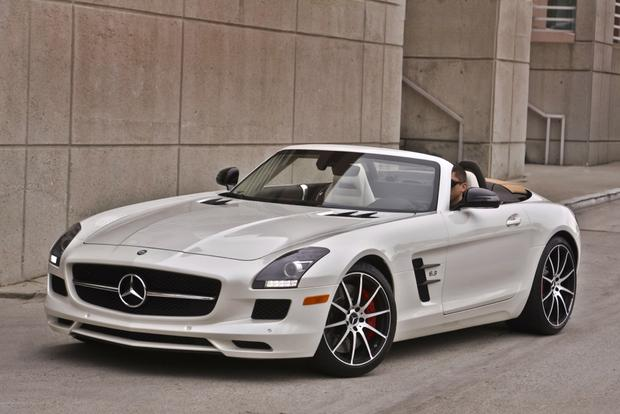 2014 Mercedes-Benz SLS-Class: New Car Review featured image large thumb7