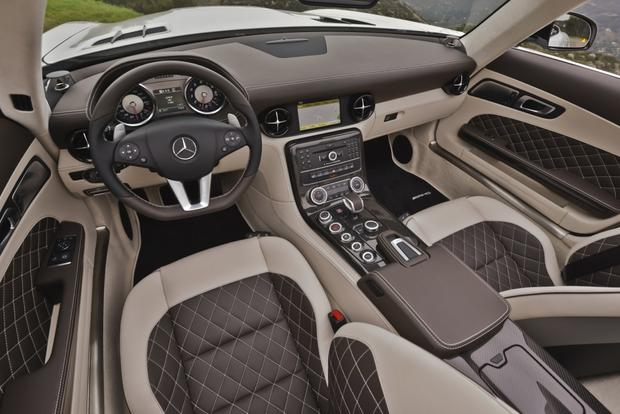 2014 Mercedes-Benz SLS-Class: New Car Review featured image large thumb8