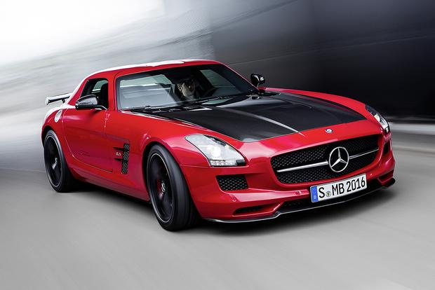 2015 Mercedes-Benz SLS AMG: Overview featured image large thumb0