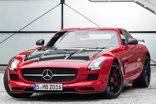 2015 Mercedes-Benz SLS AMG: Overview featured image large thumb1