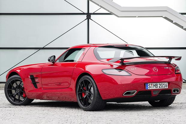 2015 Mercedes-Benz SLS AMG: Overview featured image large thumb2