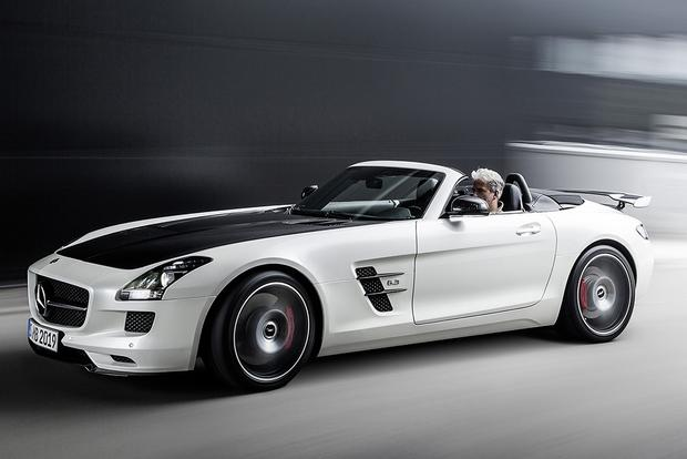 2015 Mercedes-Benz SLS AMG: Overview featured image large thumb6