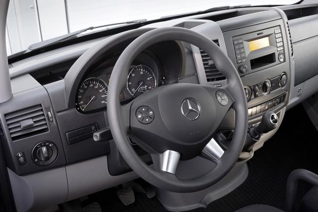 2014 Mercedes-Benz Sprinter: First Drive featured image large thumb1