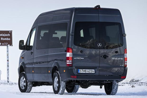 Sprinter van 2015 fuel autos post for Mercedes benz sprinter gas mileage