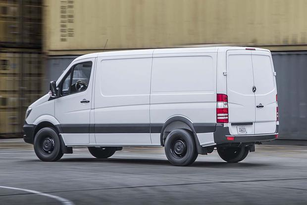 2017 Mercedes-Benz Sprinter: New Car Review featured image large thumb2