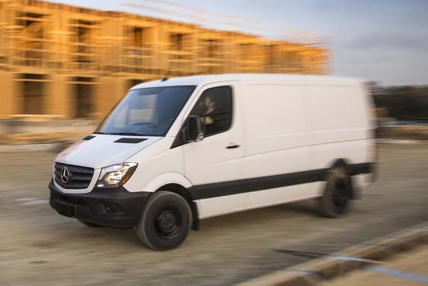 2017 Mercedes-Benz Sprinter: New Car Review featured image large thumb6