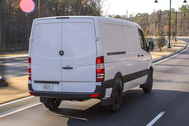 2017 Mercedes-Benz Sprinter: New Car Review featured image large thumb5