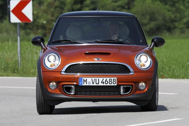2013 Mini Cooper Hatchback and Convertible: New Car Review featured image large thumb1