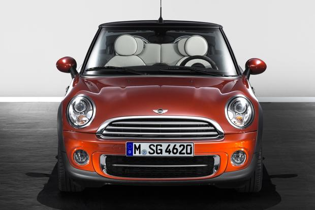 2013 Mini Hatchback & Convertible: OEM featured image large thumb6