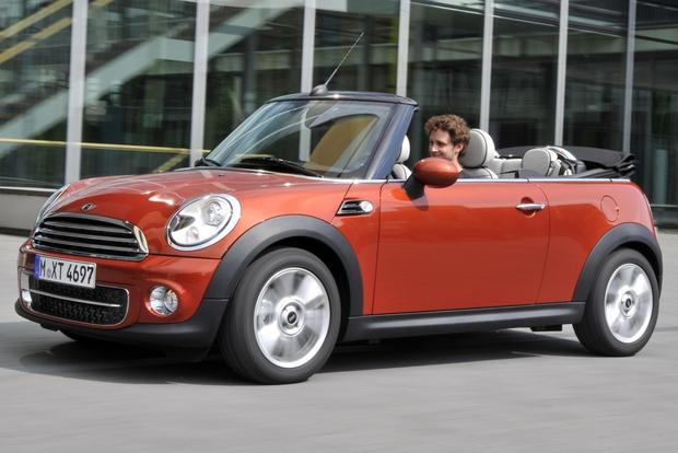 2013 Mini Hatchback & Convertible: OEM featured image large thumb7