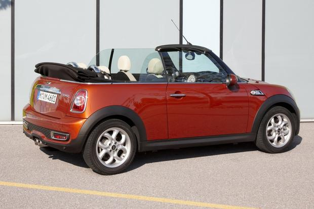 2013 Mini Hatchback & Convertible: OEM featured image large thumb9