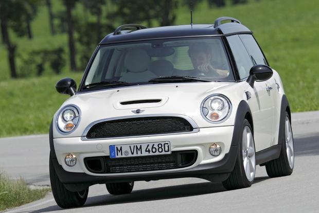 2013 MINI Clubman: New Car Review