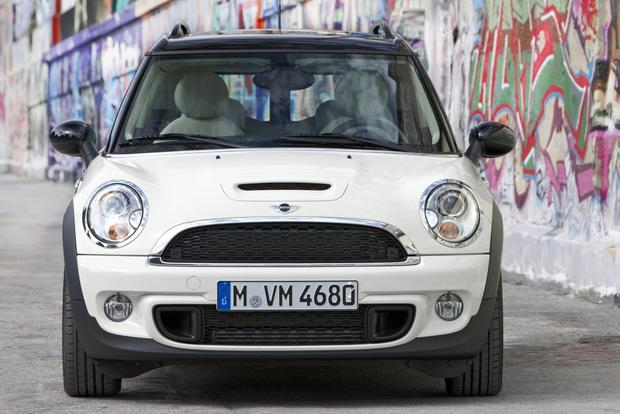 2013 Mini Clubman: New Car Review featured image large thumb1