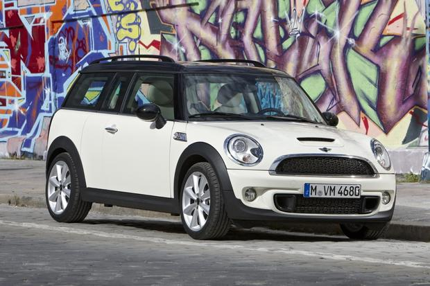 2013 Mini Clubman: New Car Review featured image large thumb2
