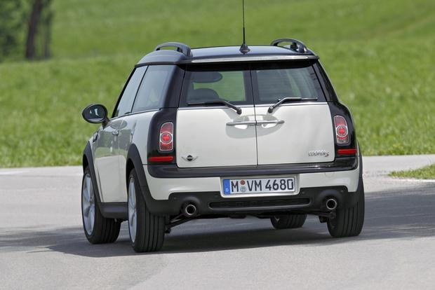 2014 Mini Cooper Clubman: New Car Review featured image large thumb0
