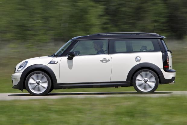 2014 Mini Cooper Clubman: New Car Review featured image large thumb1
