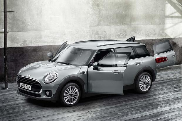 2016 Mini Cooper Clubman New Car Review Featured Image Large Thumb0