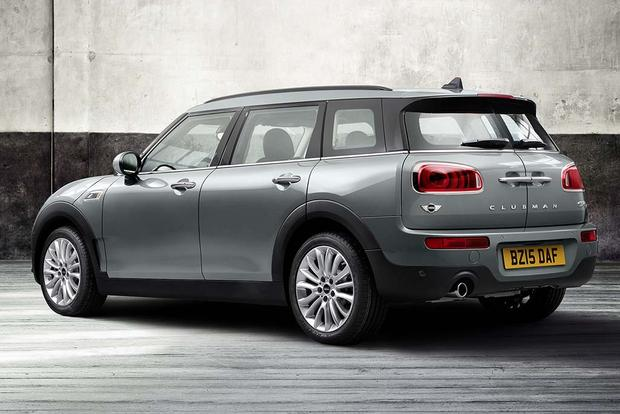 2017 mini clubman: new car review - autotrader