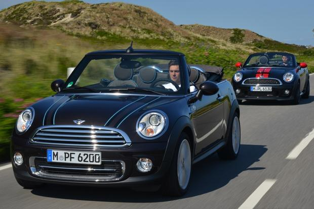 2015 Mini Cooper Convertible: New Car Review featured image large thumb0