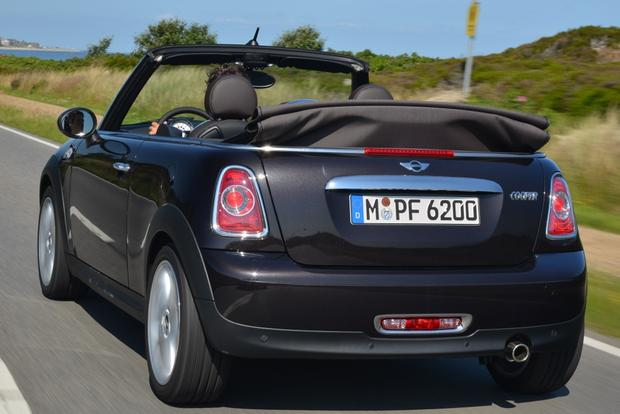2015 Mini Cooper Convertible: New Car Review featured image large thumb1