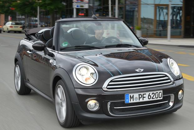 2015 Mini Cooper Convertible: New Car Review featured image large thumb3