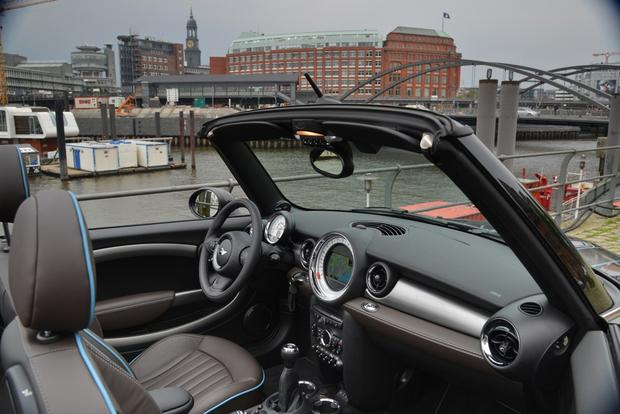 2015 Mini Cooper Convertible: New Car Review featured image large thumb5