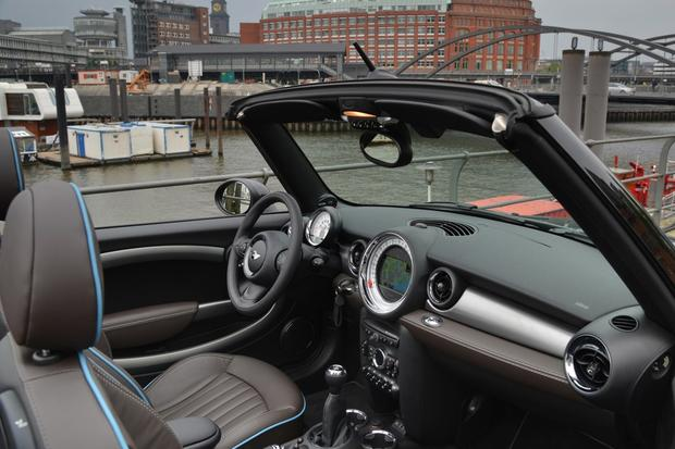 mini cooper convertible 2014 interior. 2014 mini cooper convertible new car review featured image large thumb2 interior