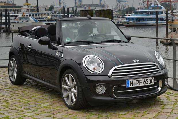 2014 Mini Cooper Convertible: New Car Review featured image large thumb1