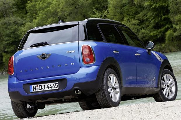 2013 Mini Countryman: New Car Review featured image large thumb37