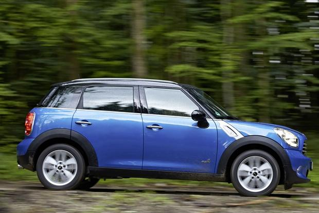 2014 Mini Cooper Countryman: New Car Review featured image large thumb2