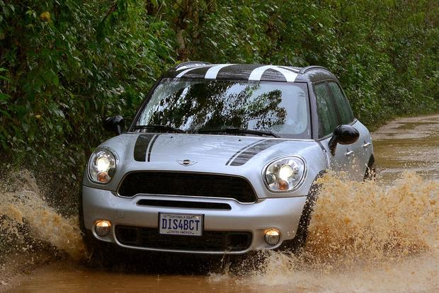 2014 mini cooper countryman: new car review - autotrader