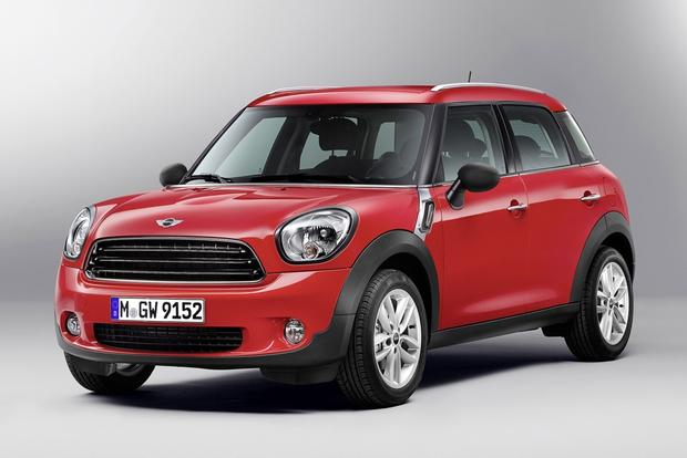2013 Mini JCW Countryman: OEM