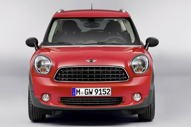 2013 Mini Countryman: New Car Review featured image large thumb5