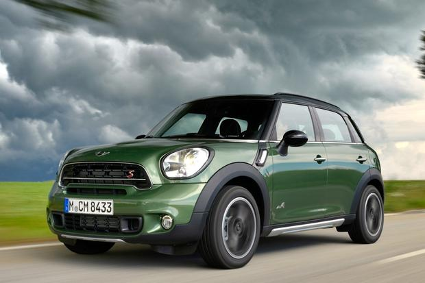 2016 Mini Countryman: New Car Review featured image large thumb7