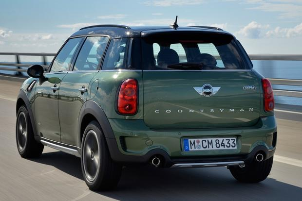 2015 MINI Countryman: New Car Review - Autotrader