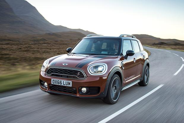 2013 Mini Countryman: New Car Review featured image large thumb1