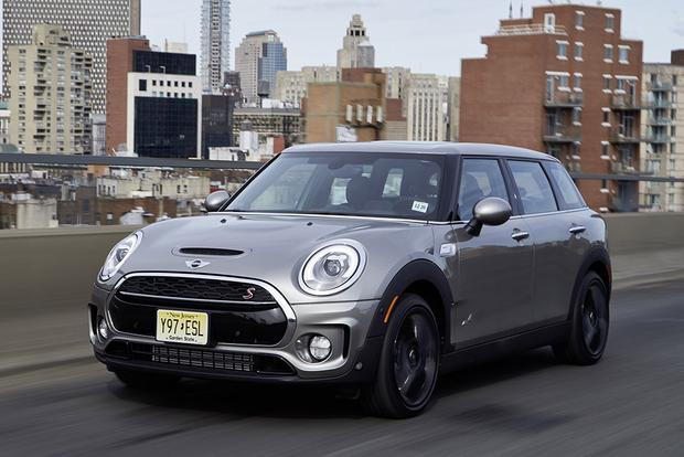 2017 Mini Countryman vs. 2017 Mini Clubman: What's the Difference? featured image large thumb0